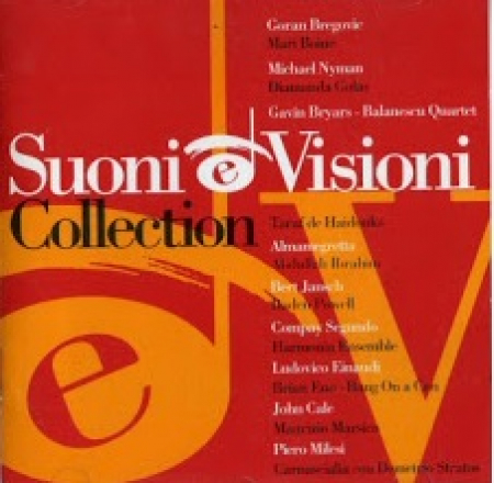 Suoni e visioni collection [DOCUMENTO SONORO]