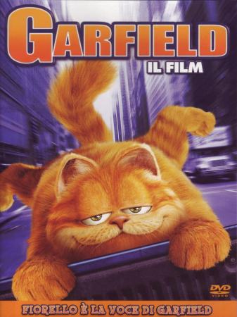 Garfield [VIDEOREGISTRAZIONE]
