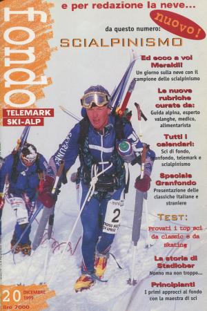 Fondo telemark, ski-alp