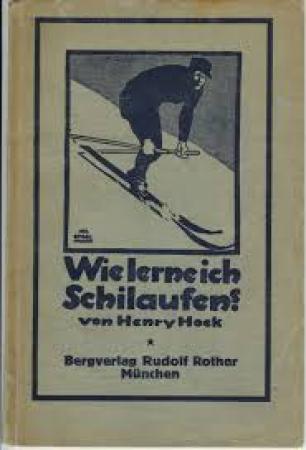 Wie lerne ich Schi-Laufen?