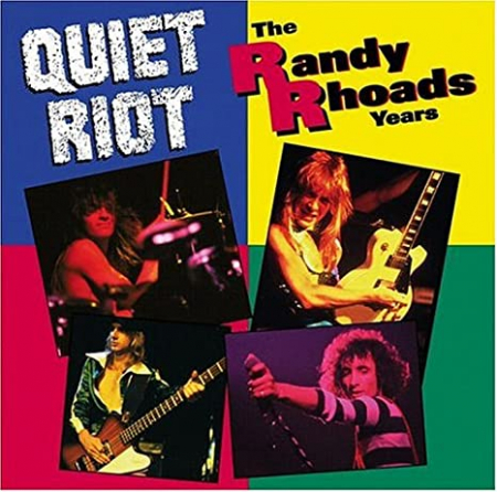 The Randy Rhoads years [DOCUMENTO SONORO]