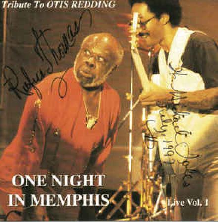One night in Memphis [DOCUMENTO SONORO]
