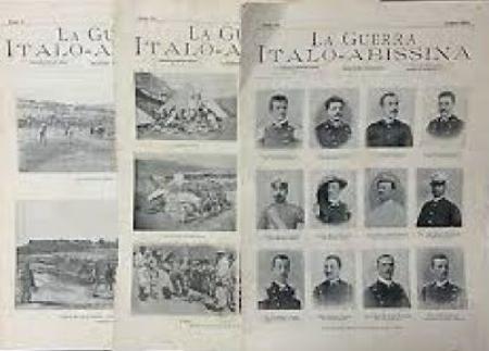 La guerra italo-abissina