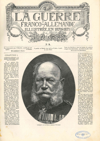 La guerre franco-allemande illustrée en 1870-1871