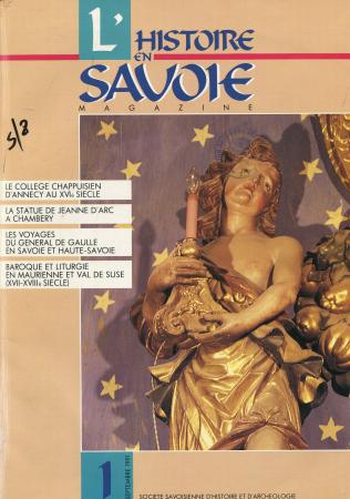 L'histoire en Savoie magazine