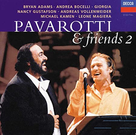 Pavarotti & friends 2 [DOCUMENTO SONORO]