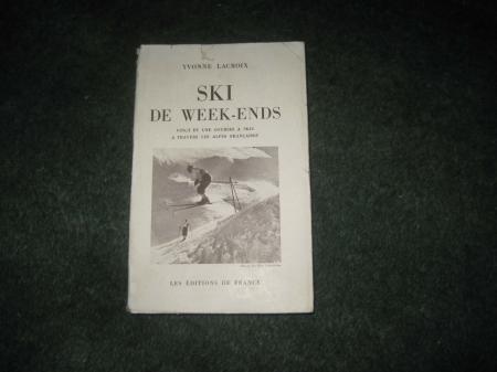 Ski de week-ends