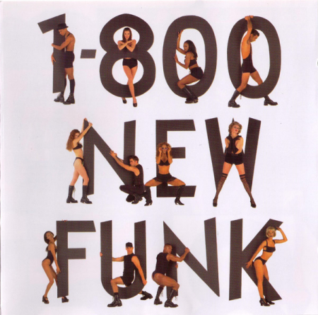 1-800 New Funk [DOCUMENTO SONORO]