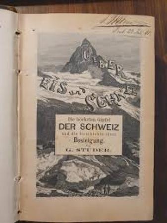 Abtheilung 2: Walliser Alpen