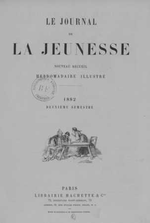 Le journal de la jeunesse