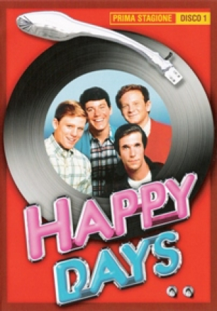 Happy days [VIDEOREGISTRAZIONE]. Stagione 1. Disco 1