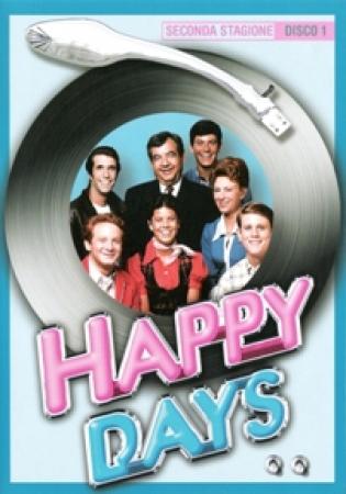 Happy days [VIDEOREGISTRAZIONE]. Stagione 2. Disco 1