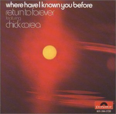 Where have I known you before [DOCUMENTO SONORO]