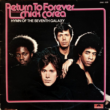 Hymn of the seventh galaxy [DOCUMENTO SONORO]