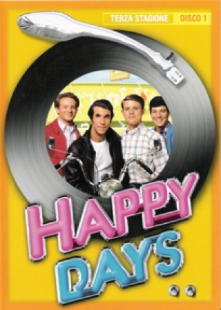 Happy days [VIDEOREGISTRAZIONE]. Stagione 3. Disco 4