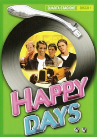 Happy days [VIDEOREGISTRAZIONE]. Stagione 4. Disco 3