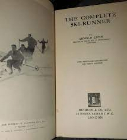 The complete ski-runner