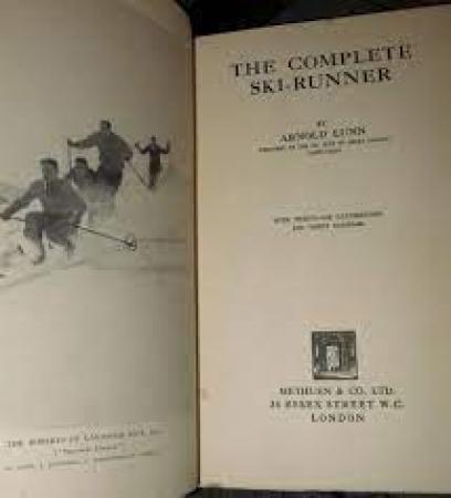 The complete ski-runner