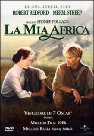La mia Africa [VIDEOREGISTRAZIONE]