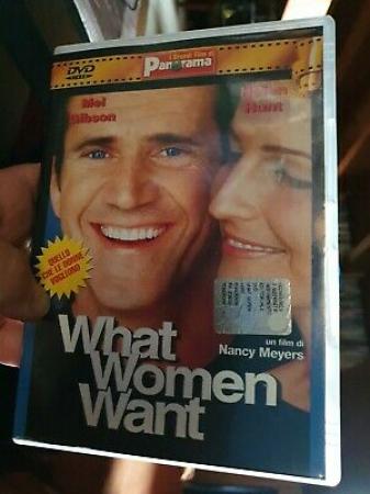 What women want [VIDEOREGISTRAZIONE]
