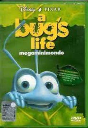A  bug's life [VIDEOREGISTRAZIONE]