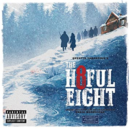 The hateful  8 [DOCUMENTO SONORO]