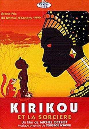 Kirikou et la sorcière  [VIDEOREGISTRAZIONE]
