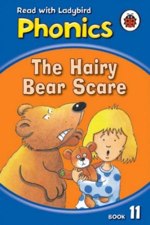 The hairy bear scare