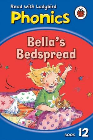 Bella's bedspread