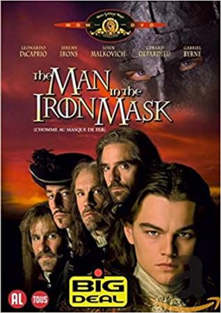 The man in the iron mask [VIDEOREGISTRAZIONE]