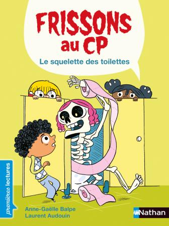 Le squelette des toilettes !
