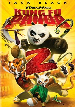 Kung Fu Panda 2 [VIDEOREGISTRAZIONE]