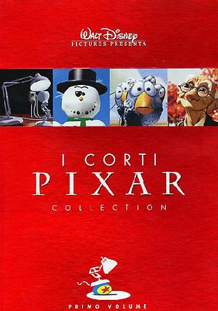 I corti Pixar [VIDEOREGISTRAZIONE]