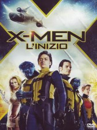 X-Men l'inizio [VIDEOREGISTRAZIONE]
