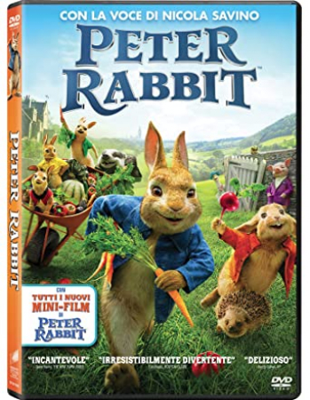 Peter Rabbit  [VIDEOREGISTRAZIONE]