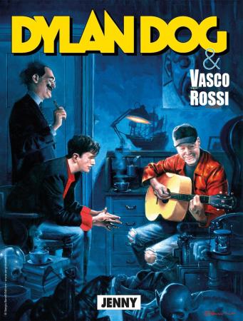 Dylan Dog & Vasco Rossi. Jenny