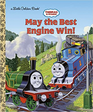 Thomas & friends. May the best engine win!