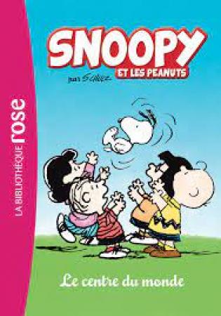 Snoopy et les Peanuts. 1, Le centre du monde