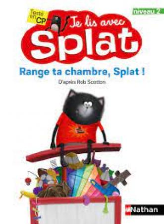 Range ta chambre, Splat !