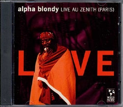 Alpha Blondy live au Zenith (Paris) [DOCUMENTO SONORO]