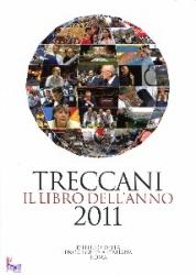 Treccani il libro dell'anno 2011